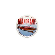 Mahogany-C10trans Mini Button