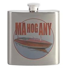Mahogany-C10trans Flask