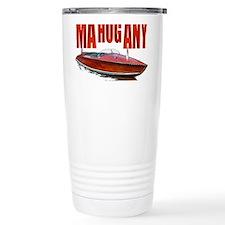 Mahogany-10 Travel Mug