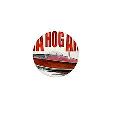 Mahogany-10 Mini Button