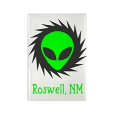Roswell, New Mexico Rectangle Magnet