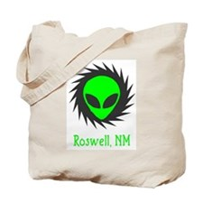 Roswell, New Mexico Tote Bag