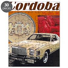 1978 Chrysler Cordoba Design Puzzle