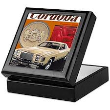 1978 Chrysler Cordoba Design Keepsake Box