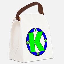 SuperK Canvas Lunch Bag