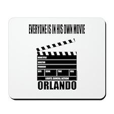 ORLANDO(HIS MOVIE) Mousepad