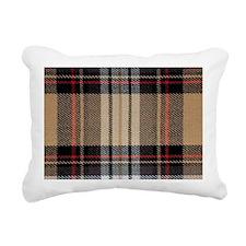 Tartan #67 Rectangular Canvas Pillow