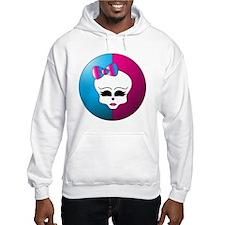 TabithasVampireSkull3 Hoodie Sweatshirt