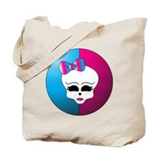 TabithasVampireSkull3 Tote Bag