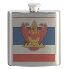 Thailand (iPad) Flask