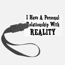 Personal Relationship Luggage Tag