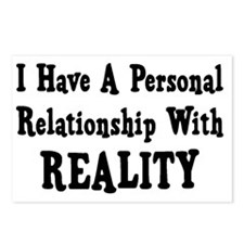 Personal Relationship Postcards (Package of 8)