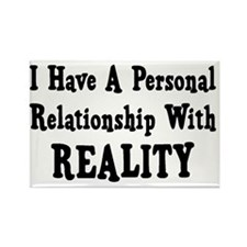 Personal Relationship Rectangle Magnet