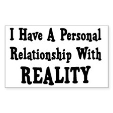 Personal Relationship Decal