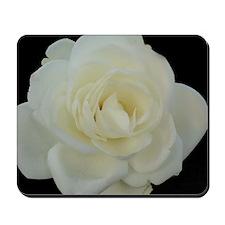 Midnight Rose Mousepad