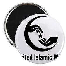 United-Islamic-Way-logo-blk Magnet