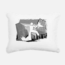 Im Huge In Mississippi Rectangular Canvas Pillow