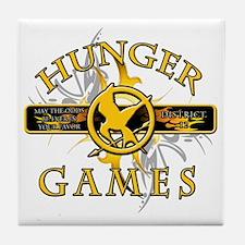 Hunger Games Odds copy Tile Coaster