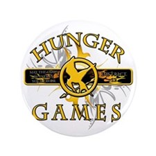 """Hunger Games Odds copy 3.5"""" Button"""