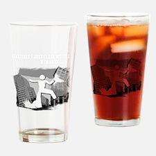 imagine2 Drinking Glass