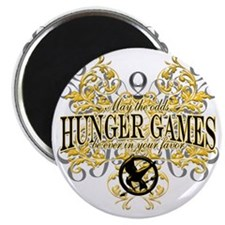 Hunger Games Tribal copy Magnet