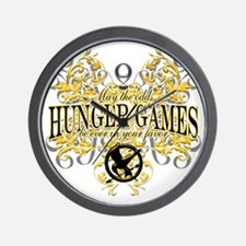 Hunger Games Tribal copy Wall Clock