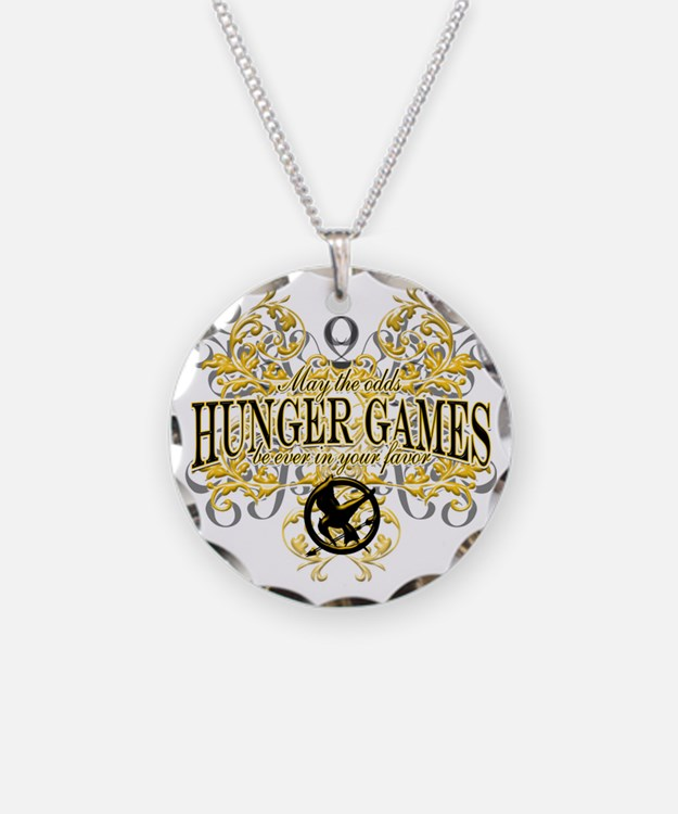 Hunger Games Tribal copy Necklace