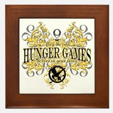 Hunger Games Tribal copy Framed Tile