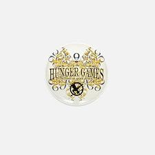 Hunger Games Tribal copy Mini Button