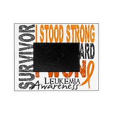 D Survivor 4 Leukemia Picture Frame