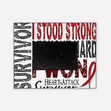 D Survivor 4 Heart Attack Picture Frame