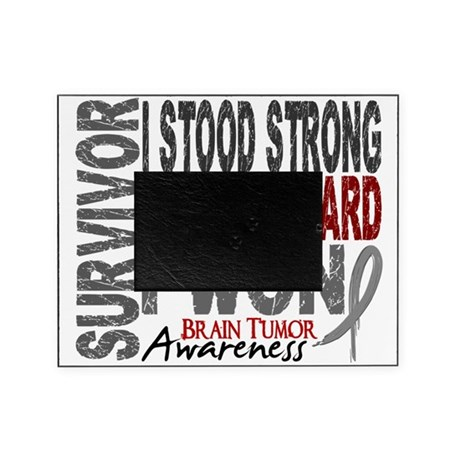 D survivor 4 brain tumor picture frame by admin cp2663969 Home decor survivor 4