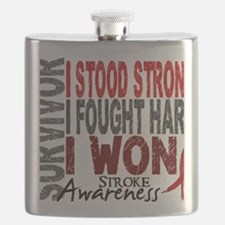 D Survivor 4 Stroke Flask