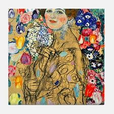 iPad Klimt Ria Tile Coaster