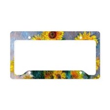 Bag Monet Sunf License Plate Holder