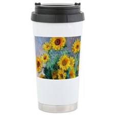 Bag Monet Sunf Thermos Mug