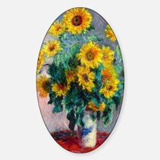 iPad Monet Sunf Decal