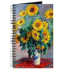 iPad Monet Sunf Journal