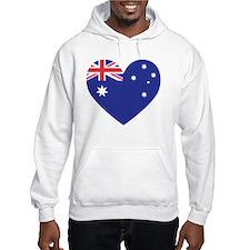 Australian Heart Jumper Hoody