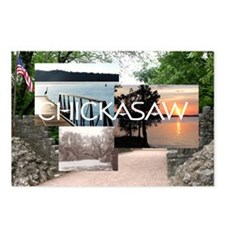chickasaw1 Postcards (Package of 8)