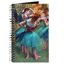 GC2 Degas GreenPink Journal