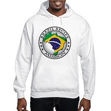 Brazil Recife LDS Mission Flag C Hoodie