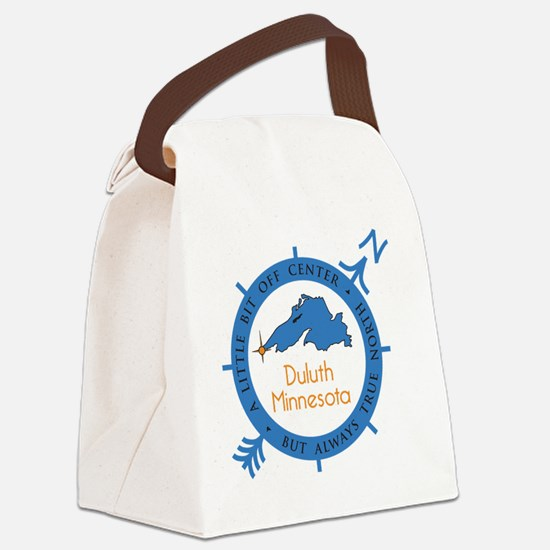 TrueNorth_10x10 Canvas Lunch Bag