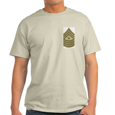 Sergeant Major<BR>Tee Shirt 12