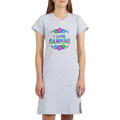 CAMPING Women's Nightshirt
