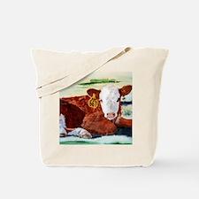 calfnote Tote Bag