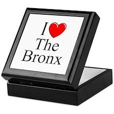 """""""I Love The Bronx"""" Keepsake Box"""