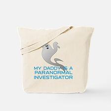 kids_daddy_shirt Tote Bag