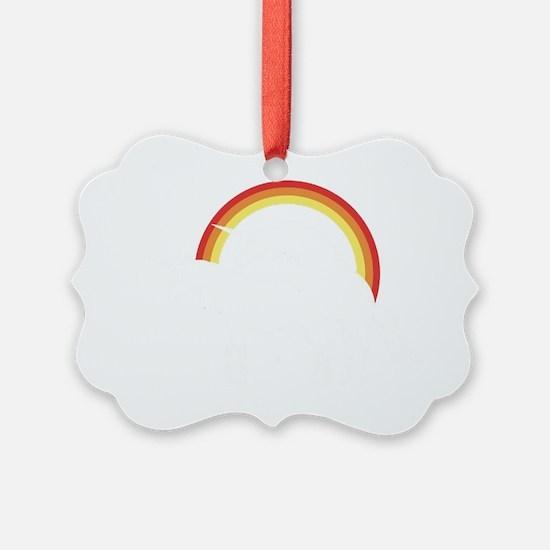 unicornnotext Ornament