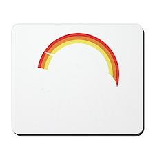 unicornnotext Mousepad